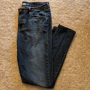 Old Navy Women's Original Skinny Jeans 12 Tall